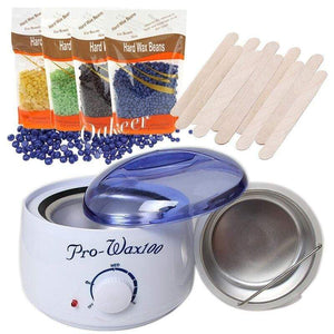 Pro-Wax™️ - Professional Wax Bean Heater Kit For Facial / Bikini / Full body Hair Removal