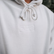 White Love & Loyalty Hoodie