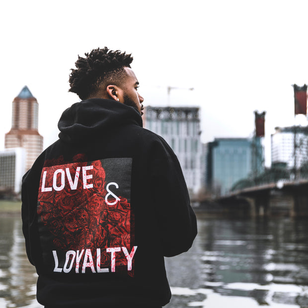 Black Love & Loyalty Hoodie