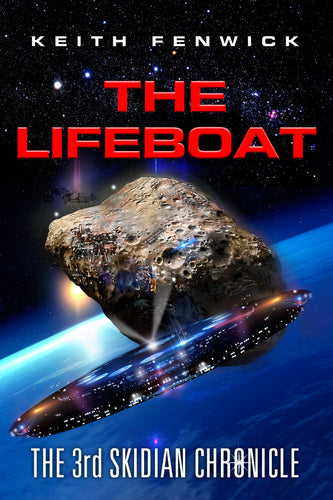 The Lifeboat - Paperback version.  Book three in the series.