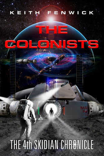 The Colonists -Paperback version