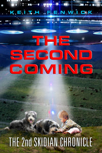 The Second Coming - Paperback version.  Book two in the series.