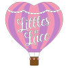 Littles in lace
