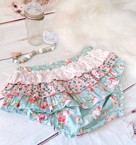 Homegrown Ruffle Bloomers
