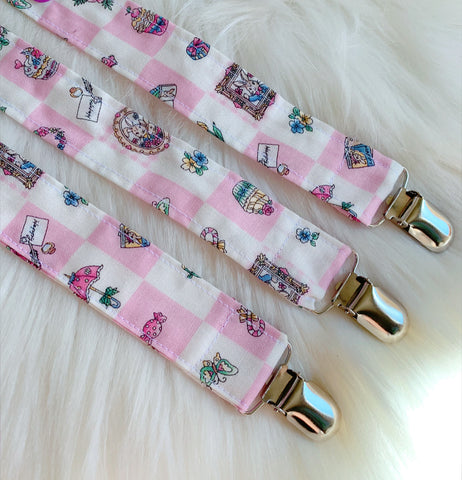 Sweet bunny baby paci Clip