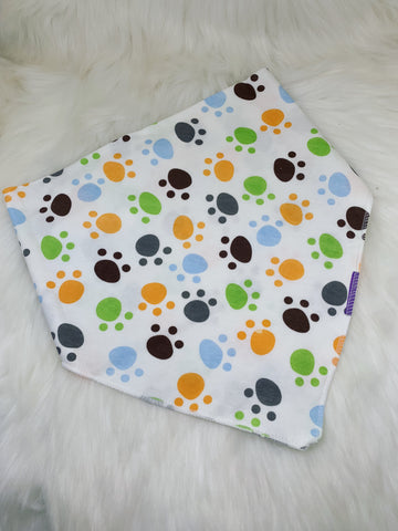 Little paws banana bib