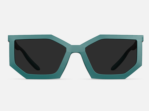 AS YOU ARE | Sunglasses in Nile Green