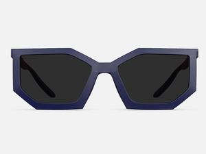 AS YOU ARE | Sunglasses in Pacific Blue