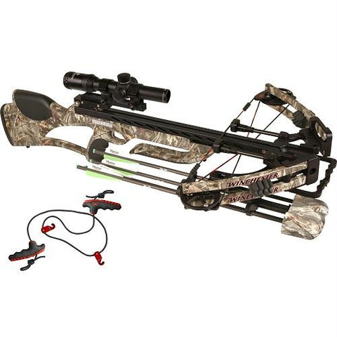 Winchester Stallion 165 Reaper Buck w-Evolution Scp Pkg