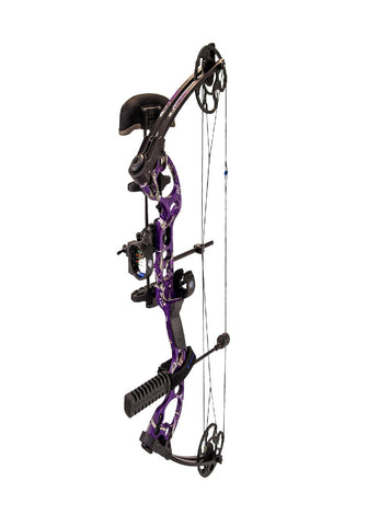 Quest Radical Bow Package Right Hand Realtree AP Purple