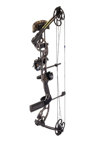 Quest Radical Bow Package Right Hand Realtree Xtra