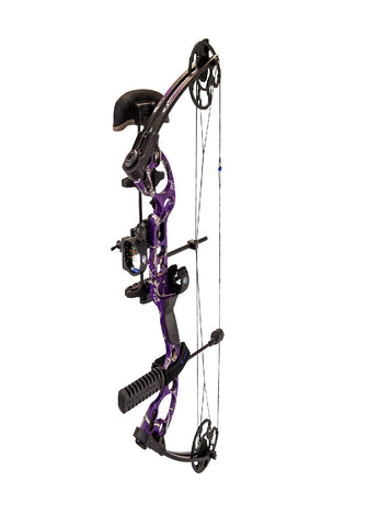 Quest Radical Bow Package Left Hand Realtree AP Purple