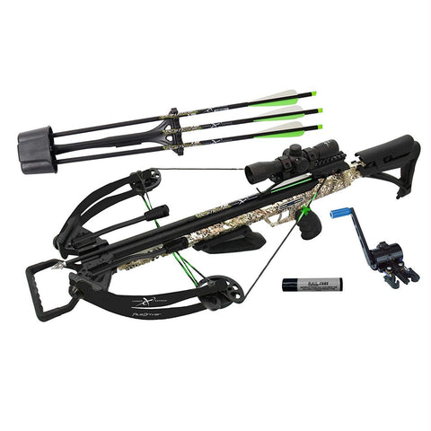 Carbon Express XForce PileDriver 390 Crossbow with Crank