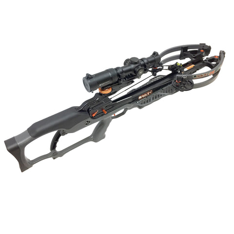Ravin Sniper Crossbow Package R20 with Vortex Scope-Grey