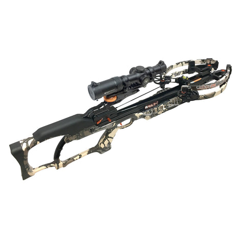 Ravin Sniper Crossbow Package R20 with Vortex Scope-Camo