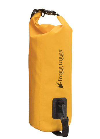 Frogg Toggs PVC Tarp Waterprf Dry Bag -Cooler Insert S Yllw