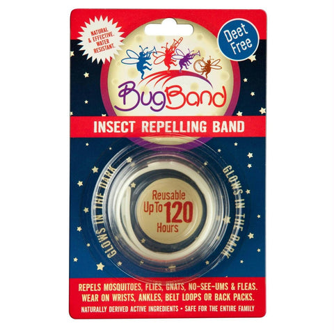 BugBand Insect Repellent Wristband Glow (Case of 12)