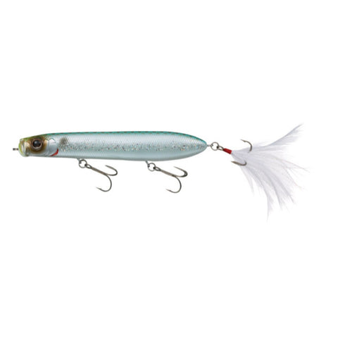 Evergreen SB Topwater Plug 4.12in Emerald Shiner SB-105-244