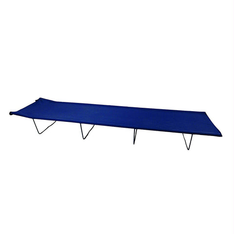 Texsport 72 in. X 24 in. Folding Collapsible Steel Camp Cot