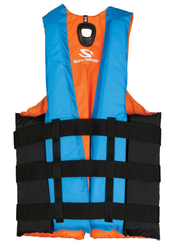 Stearns Pfd Mens Illusion Series Abstract Wave Nylon Vest 2X