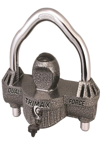 Trimax UMAX50 Premium Die-Cast Dual Purpose Coupler Lock