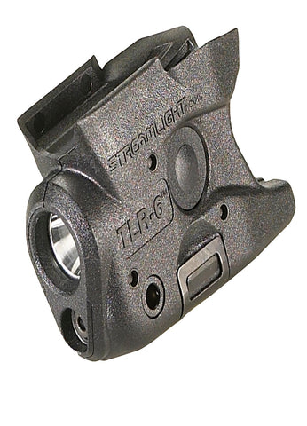 Streamlight TLR-6 Gun Mounted Light w-Red Laser M&P Shield