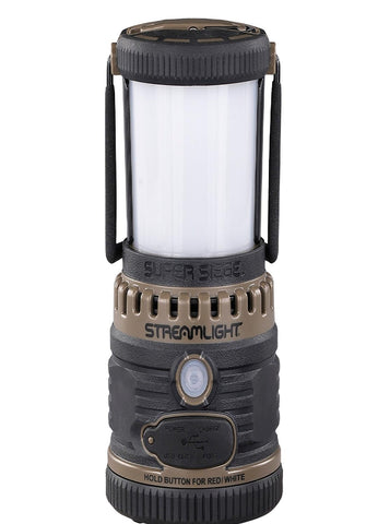 Streamlight Siege Rechargeable Series Lantern -Coyote