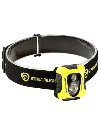 Streamlight Enduro Pro Headlamp - Red-Wht LEDs - Yellow-Blk