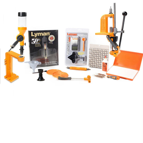 Lyman Brass Smith Victory Reloading Kit