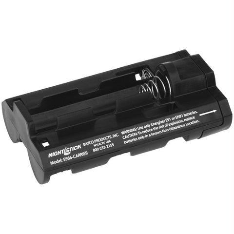 Nightstick AA Battery Carrier for 5566-68