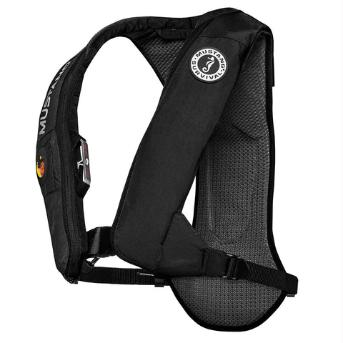 Mustang Survival Elite 28 Inflatable PFD Black