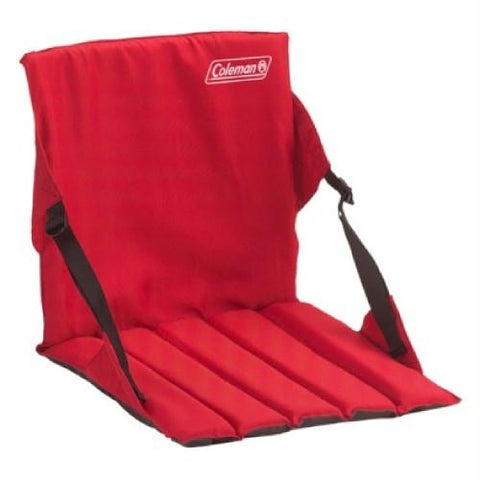 Coleman Chair Stadium Seat Red 2000020265