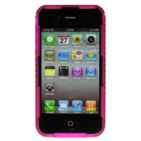 Nite Ize Connect Case Translucent Pink