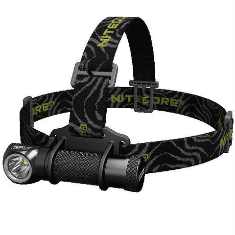 Nitecore HC30 Headlamp-Flashlight Hybrid