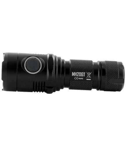 Nitecore MH20GT Flashlight Black