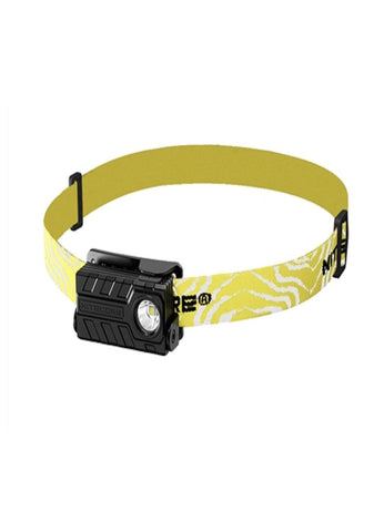 Nitecore NU20 USB Rechargeable Headlamp Black