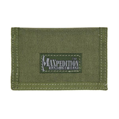 Maxpedition Micro Wallet Foliage Green