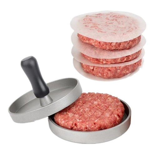 Hamburger Meat Press