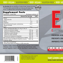 First Endurance EFS Lemon Lime, 25 Servings (800g, 1.8 lb)