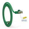 Cat.6 Booted Patch Cord, 15ft, Green