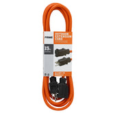 15ft 16/3 SJTW <br />Outdoor Extension Cord