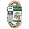 35ft 16/3 SJTW 3-Outlet <br />Patio & Deck Extension Cord