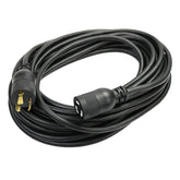 100ft 12/3 SJEOW TPE Rubber <br />Twist-to-Lock Extension Cord