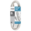 8ft 16/3 SPT-2 3-Outlet <br />Utility Cord
