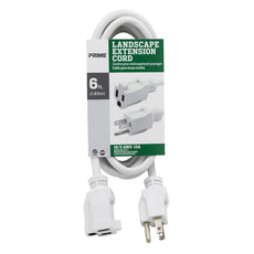 6ft 16/3 SJTW <br />Landscape Extension Cord