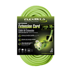 50ft 14/3 SJTW<br />Flexzilla® Pro<br />Outdoor Extension Cord