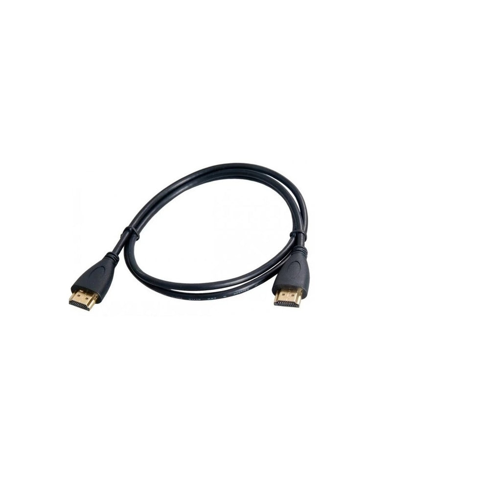 HDMI  1.4V 30AWG Male to Male, 3ft. Black
