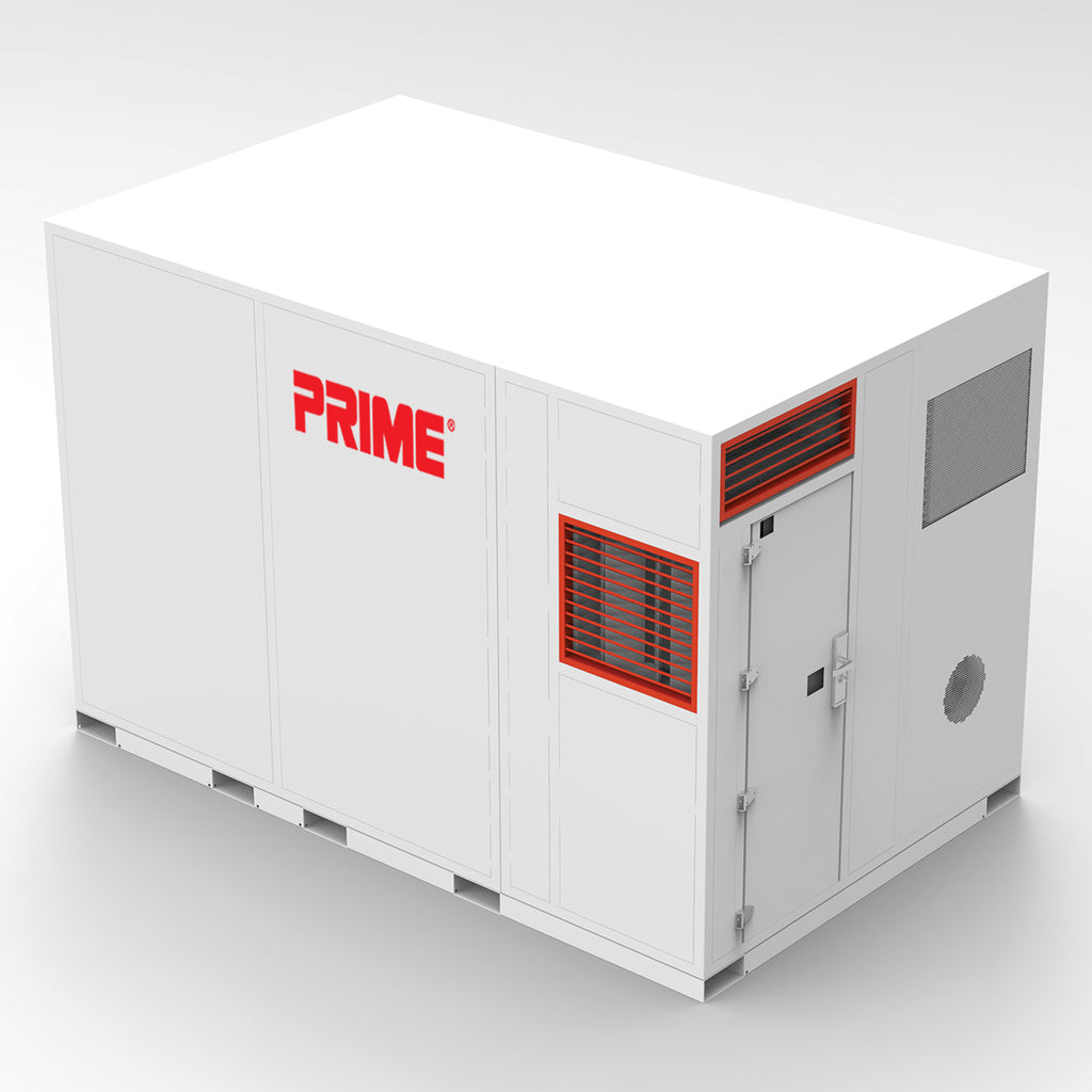 PRM-R10M-50DX, 10 Rack Modular Data Center
