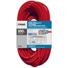 100ft 12/3 SJTW -50&deg;C <br />Neon Flex® High Visibility <br />Outdoor Extension Cord