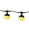 5-Bulb 8000 Lumen<br />50ft 18/3 SJTW Light String